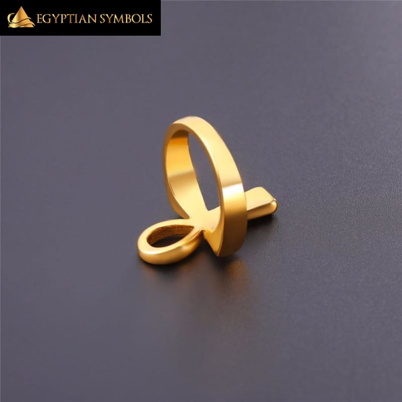 EGYPTIAN RING - Ankh