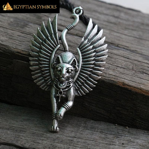 Cat Bastet necklace