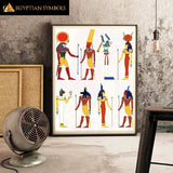 Egyptian Painting - Old