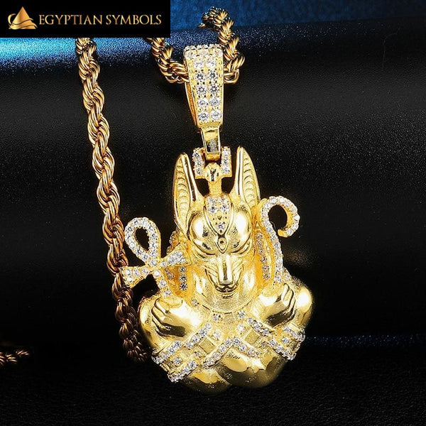 Ancient Egyptian Life Symbol Necklace