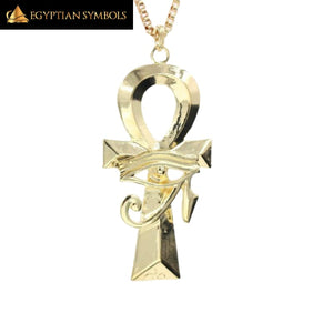 Women Egyptian Eye of Horus Necklace