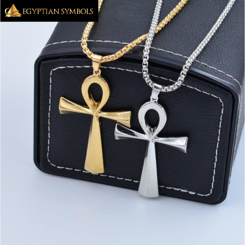 Ankh Cross Pendant