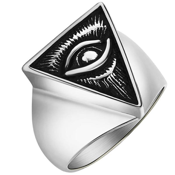 EGYPTIAN RING - Udjat