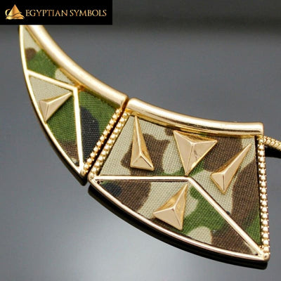EGYPTIAN NECKLACE - Egyptian Military Camouflage