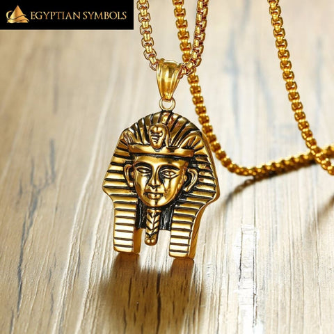 Tutankhamun Pharaoh Necklace
