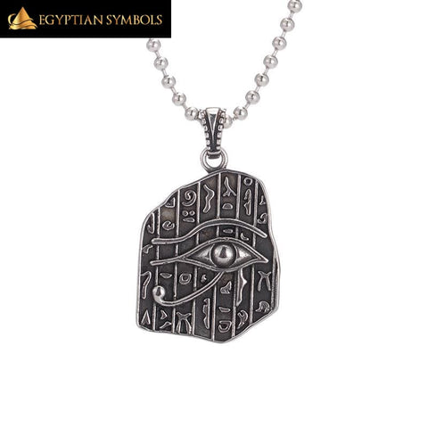 The Eye Of Horus Necklace