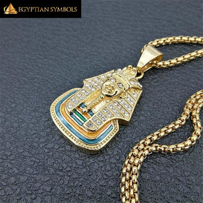 Pharaoh Sphinx Necklace