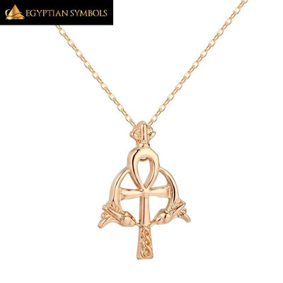 Ankh Pendant for Women