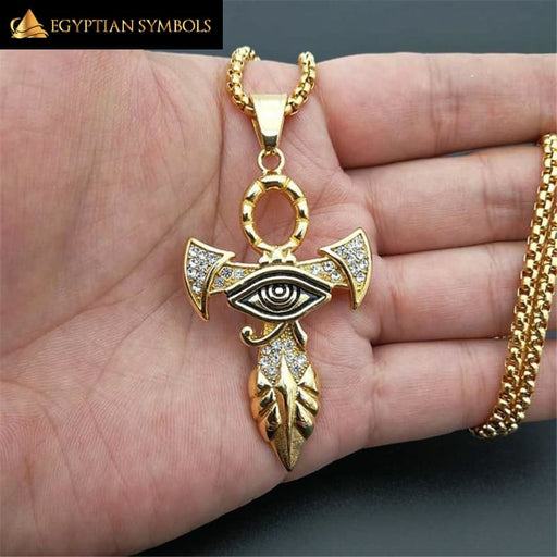 Egyptian Necklace - Protective amulet
