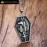 Anubis Necklace