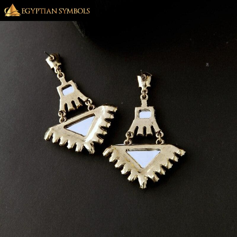 Handmade Egyptian Earrings