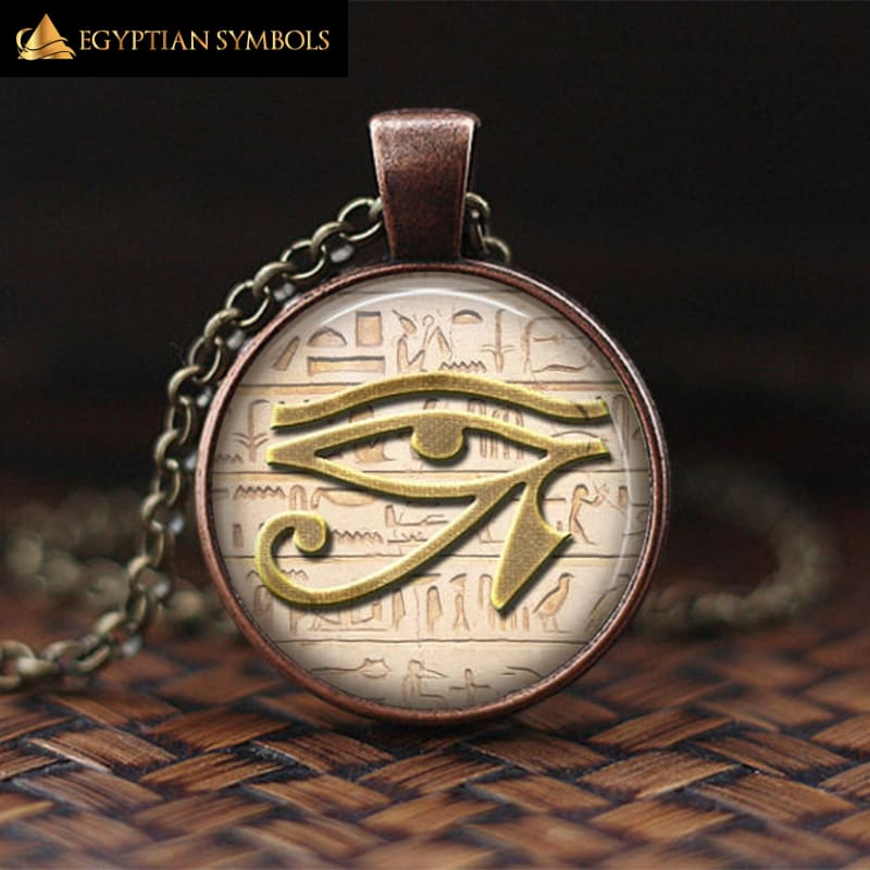 EGYPTIAN NECKLACE - Lord Of The Underworld Anubis