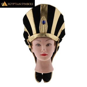 Egyptian Hat - Vintage Gold