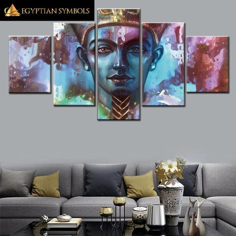 Egyptian Painting Contemporary