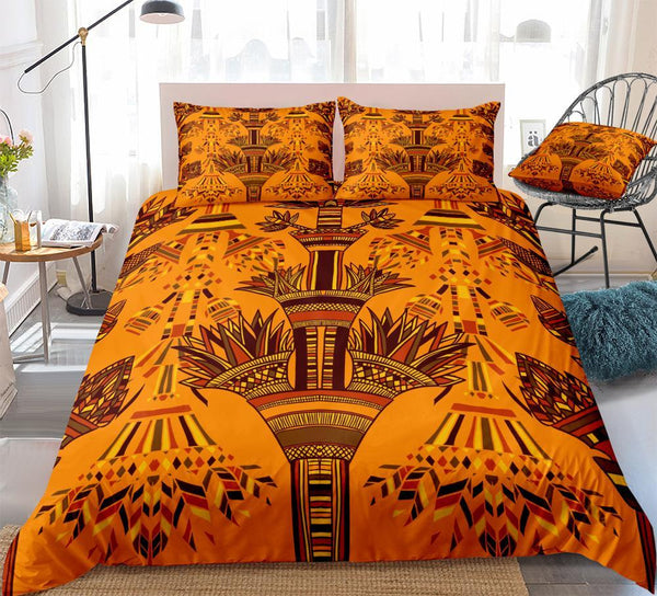 EGYPTIAN BED SET - BOHEMIAN