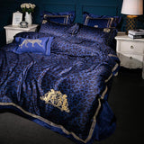 EGYPTIAN BED SET - ENBROIDERY