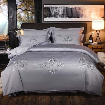 EGYPTIAN BED SET - LUXURY