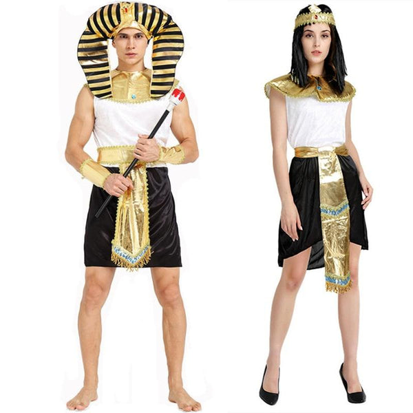 EGYPTIAN COSTUME - COSTUME FOR COUPLES