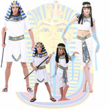 EGYPTIAN COSTUME - COSTUME FOR GIRLS-BOYS-WOMEN AND MEN