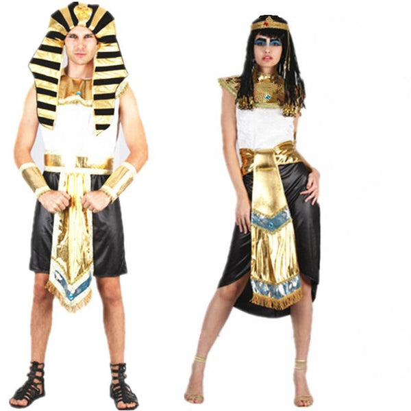 EGYPTIAN COSTUME - COSTUME FOR MEN AND WOMEN