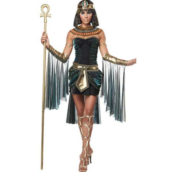 EGYPTIAN COSTUME - LADY'S CLEOPATRA COSTUME