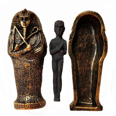 EGYPTIAN FIGURINE - MUMMY