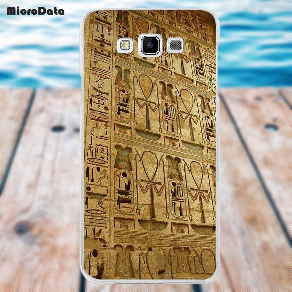 EGYPTIAN HIEROGLYPH PHONE CASE  (Samsung)