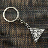 EGYPTIAN KEYCHAIN - ANTIQUE PYRAMID CHEAP BUT REMARKABLE