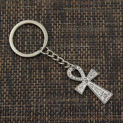 EGYPTIAN KEYCHAIN - CROSS ANKH SMALL OBJECT