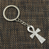 EGYPTIAN KEYCHAIN - CROSS OF LIFE ANKH UNSURPASSABLE QUALITY