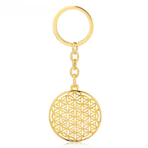 EGYPTIAN KEYCHAIN - FLOWER PRETTY AND CHIC