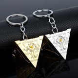 EGYPTIAN KEYCHAIN - PYRAMID GENUINE GENERATION