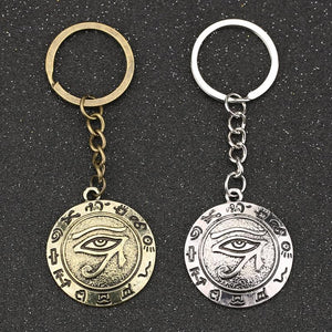 EGYPTIAN KEYCHAIN - WEDJAT IDEAL OBJECT