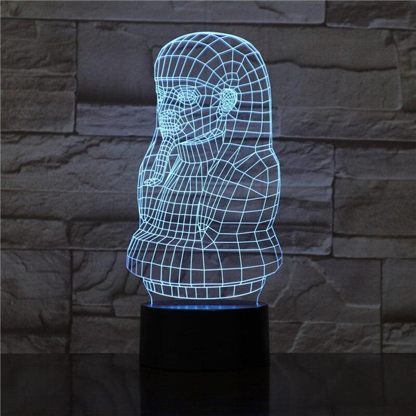 EGYPTIAN LAMP - PHARAOH NIGHT LIGHT