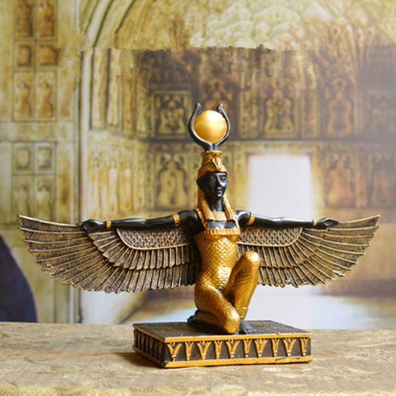 Egyptian Mythology Isis Goddess