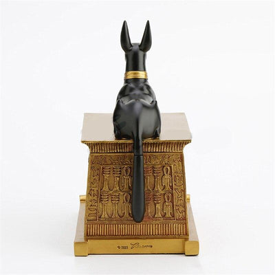 Egyptian Mythology Statue - Anubis (Resin)