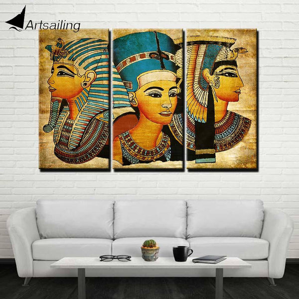 Egyptian Painting - History