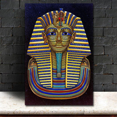 Egyptian Painting - Mask
