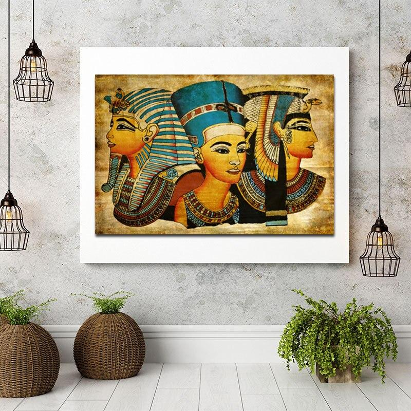 Egyptian Painting -  Pharoahs