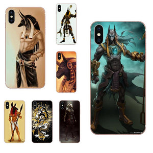 EGYPTIAN PHONE CASE - ANUBIS (Samsung)