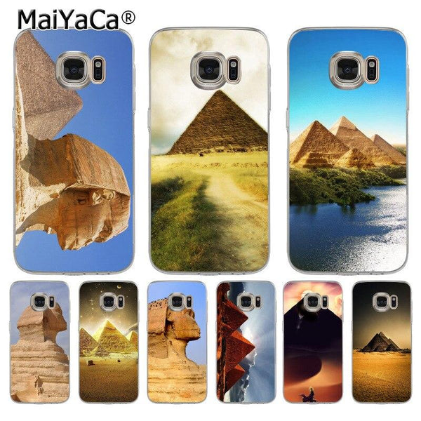 EGYPTIAN PHONE CASE - PYRAMID (Samsung)