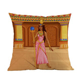 EGYPTIAN PILLOW - PHARAOH