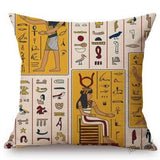 EGYPTIAN PILLOW - SYMBOL