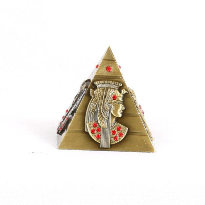 EGYPTIAN PYRAMID - METAL CRAFT