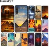 EGYPTIAN PYRAMID PHONE CASE (Huawei)