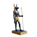 EGYPTIAN STATUE - ANUBIS GOD