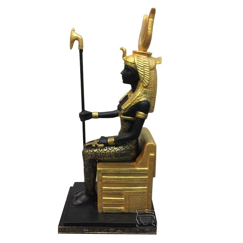 Egyptian Statue - Goddess Isis
