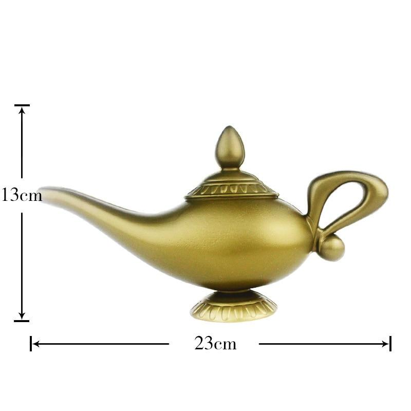 GENIE LAMP - Cartoon