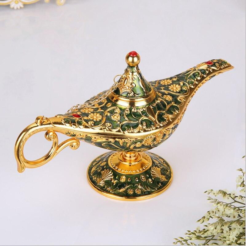 GENIE LAMP - Colorful Large Metal