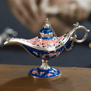 GENIE LAMP - Incense Burner